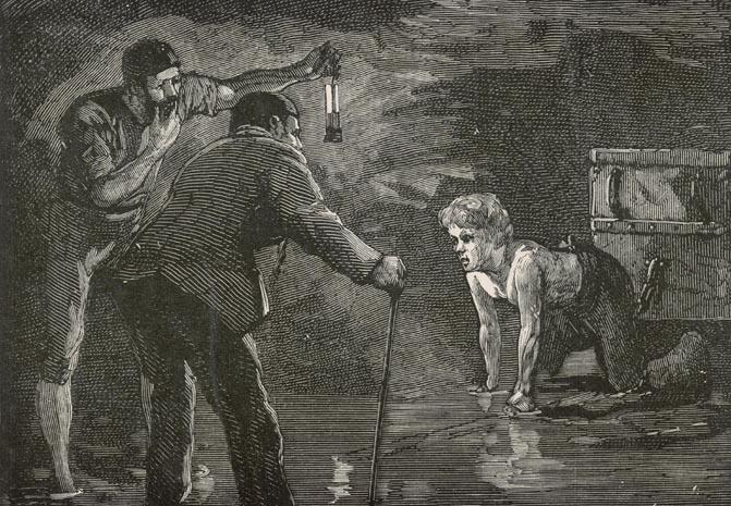 19 Y 252 Zyılda İngiliz Madencisinin Durumu Bilim Ve 220 Topya